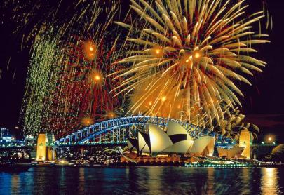 New Years Eve 2016 fireworks game life balance australia Game/Life Balance Australia video games